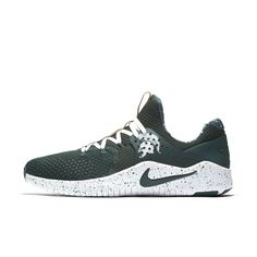 9b356d6d1113 Nike Free TR 8 Michigan State Spartans Game Day Trainer Shoes Mens 10 Pro  Green  Nike  CrossTrainingShoes