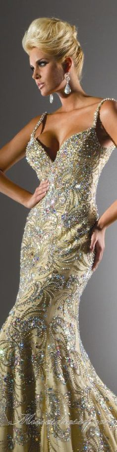 Tony Bowls Collections Formal dress #long #elegant #dress   Just go back to blonde Madison