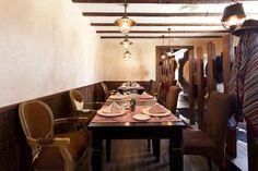Restaurante Mexicano por dentro.