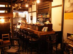 Cocktail Book Store, used books & Sake Bar in Kohenji, Tokyo.  古本と酒肴 コクテイル書房 | 高円寺北中通り商店街 - 高円寺北中通り商栄会