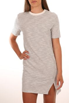 Check out this product from Jean Jail: AKA: Delancey Tee Dress Stripe