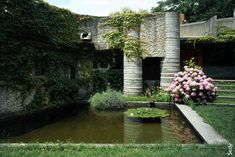 Carlo Scarpa - Villa Ottolenghi, Verona, Italy, 1974 -79