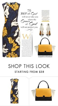 """STYLED BY LIZ"" by elizabethhorrell ❤ liked on Polyvore featuring Cédric Charlier and Chicnova Fashion"