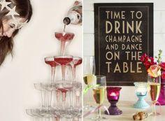 Stijlvol Styling: Oud & Nieuw Party Special; feestelijke styling tips voor de jaarwisseling www.stijlvolstyling.blogspot.nl