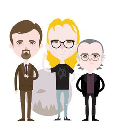 Items similar to The Lone Gunmen on Etsy The Lone Gunmen, Chris Carter, Only Believe, Dana Scully, Best Love Stories, The Mentalist, Gillian Anderson, Paper Hearts, Me Tv