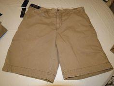 Men's Polo by Ralph Lauren shorts Relaxed Fit 710534020002 Montna Khaki 34 NWT #PoloRalphLaurenShorts #shorts