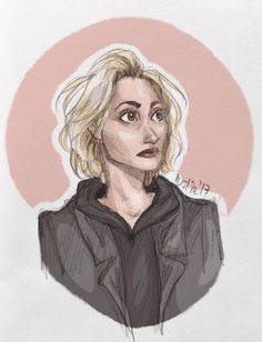 13th Doctor fanart!