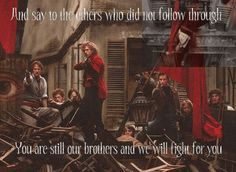 Les Mis/Newsies crossover and oops crying again