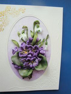 """Gallery.ru / """"Весеннее настроение"""" - Мои открытки - ludaburd"""