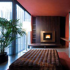 Insertable pellets Vivo 80 MCZ - Chimeneas Impormade Pellets, Shops, Furniture Design, Frame, Fireplaces, Home Decor, Fire Places, Trendy Tree, Home