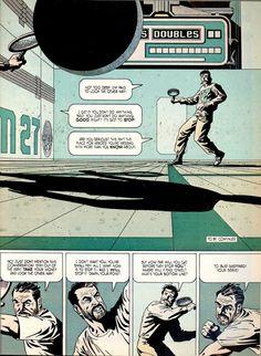 20 Jim Steranko, Comic Book Artists, Drawing Tips, Illustrators, Comic Art, Composition, Layouts, Comics, Illustrator