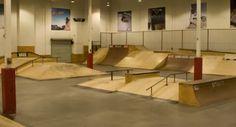Skate Park, Loft, Interior, Furniture, Home Decor, Decoration Home, Indoor, Room Decor, Lofts