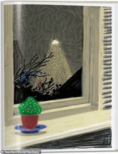 "David Hockney, featured in ""My Window,"" - Google Search"