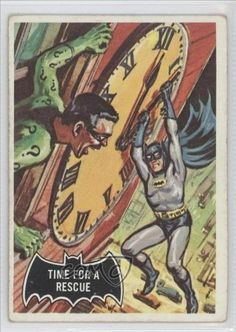 Time for a Rescue COMC REVIEWED Good to VG-EX (Trading Card) 1966 Batman - Black Bat #41 by Batman - Black Bat, http://www.amazon.com/dp/B007QZS158/ref=cm_sw_r_pi_dp_uY6Wrb1SB67RK