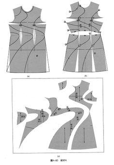 spiral #sewing #patternmaking