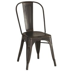 Coaster Dining Chairs and Bar Stools Industrial Metal Chair - Coaster Fine Furniture