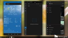 Windows CShell Uses Continuum to Bring Full Desktop Experience to Windows 10 Mobile: Microsoft's Windows CShell one branch ecosystem has…