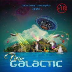 Neue Galaxien und Welten der Erholung findest du mit der New Galactic Räuchermischung.