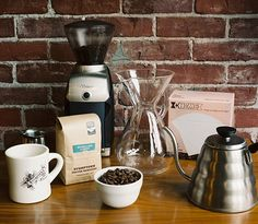 How to Brew a Delicious Cup of Coffee with the Chemex Brewer – Stumptown Coffee Roasters