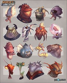 ratchet and clank concepts - Google Search