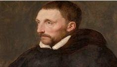 Retrato del Dominico P. Buzzara, de Pedro Pablo Rubens