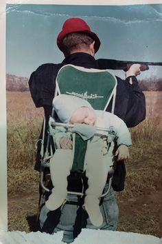 Me on my Dad's Back during a Pheasant Hunt - Nebraska 1968 Bow Hunter, Pheasant Hunting, Hunting Boots, Choose The Right, Hunting Season, Hunting Equipment, History Photos, On Today, South Dakota