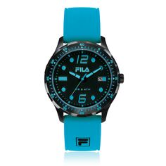 #Fila Watches - Filacasual - Fila Watches are a statement of sporty Italian lifestyle and sense of fashion, mar...