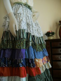 Scrappy Costume Petticoat Slip Custom Made To by TheModestMaiden, $100.00