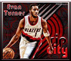 NBA Player Edit - Evan Turner
