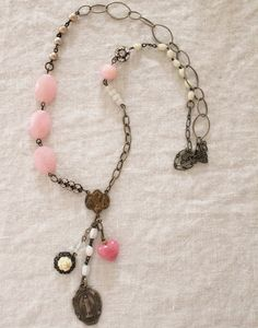 Our Lady's Love Necklace