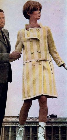 1965 Andre Courreges                                                                                                                                                                                 More