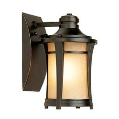 """Harmony 10 1/2"""" High Imperial Bronze Outdoor Wall Light"""