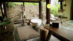 Singita Boulders Lodge / Short Clip