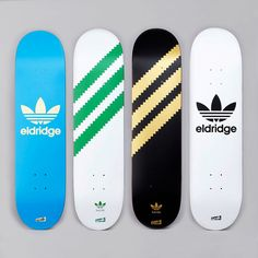 #Boards Cliché x #adidas (Puig & Eldridge)