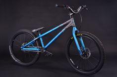 Ozonys (@OzonysBikes) KIN OF DUNCE 24″ Trial Street Bike Is Sick!!