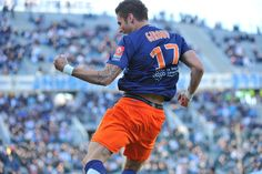 Chris' Football Jersey Collection: 2011-12 Montpellier HSC Olivier ...