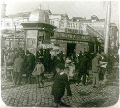 """Bar Chumbica, en la Glorieta de #CuatroCaminos. Era conocido por sus """"residentes"""" pic.twitter.com/urMxz3ngCi"""