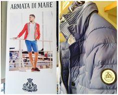 La passione per il nostro lavoro ci porta a fare continua RICERCA di brand e marchi per rispondere al meglio alle richieste e alle esigenze della nostra clientela! Ecco così che abbiamo scelto di inserire ARMATA DI MARE, un brand che ci sta dando grandi soddisfazioni!  Spedizioni in tutta Italia. 059 375120  #moda #abbigliamento #modena #armatadimare