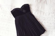 love this little black dress and so easy to make