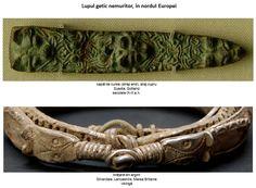 Dragonul getic de la capătul curelelor anglo-saxone