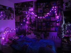 Bedroom Ideas Glow Blacklights Neon Signs