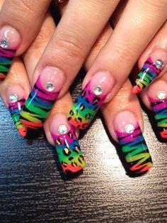 Colourliscious - Nail Art Gallery