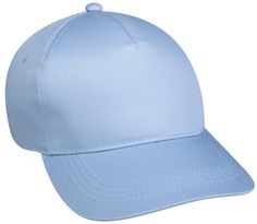 Cotton Twill Plastic Snap Adjustable Hat by OC Sports GL-455. Snapback Hats 0789391ab845