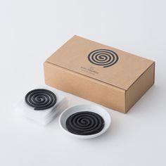 KUSU HANDMADE くすのき香セット (10巻+不燃マット付香皿セット)【楽天市場】