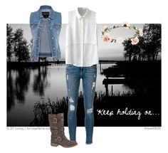 """""""Outfit 1"""" by i-am-a-pandasaurous on Polyvore"""