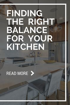The kitchen is the hub of almost every household. Check out our latest blog about how you can find the right balance, and get the most out of your kitchen!