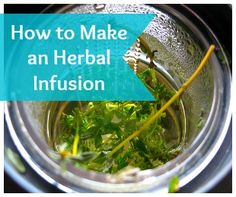 Since the beginnings of herbal medicine, cultures around the world have favored tisanes and decoctions as their predominant form of medicinal extraction. This is yet another form of extraction- herbal infusions.
