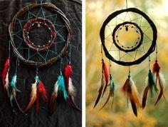 Как сделать Индейского «Ловца снов»