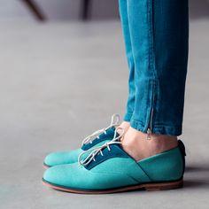 Derbies par Garçonne et Chérubin - sélection IAmLaMode - www.IAMLAMODE.com #derbies #fashion #mode