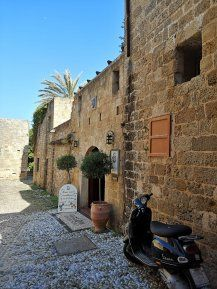 Island, Acropolis, Old Town, Travel Report, Vacation